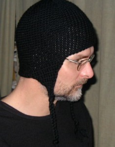 Knitting Pattern For Mens Hat With Ear Flaps : kimboleeey   How To Knit A Hat With Ear Flaps