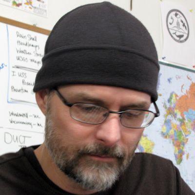 Jeffs Merino Wool Skull Cap Beanie Hat